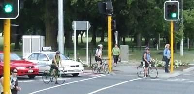 christchurch cyclists