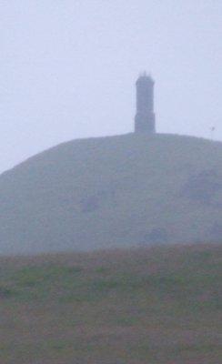 hilltop monument