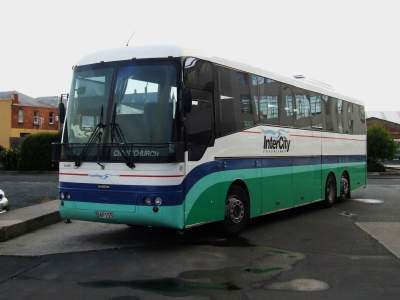 intercity coach