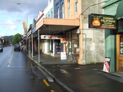 restaurants in george street