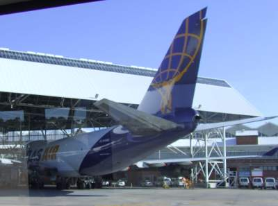 sydney hangar